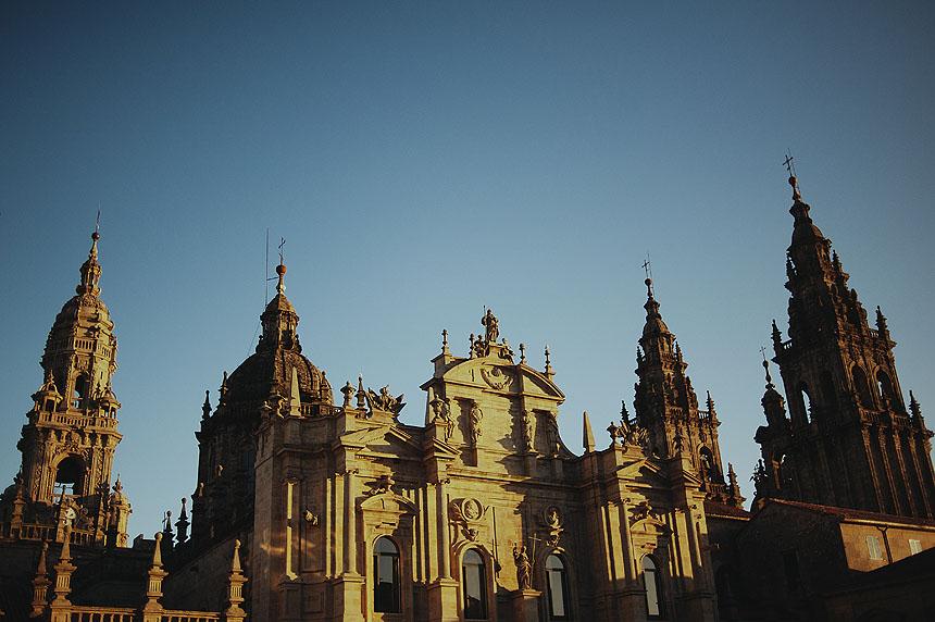 E-session in Santiago de Compostela. Spain.