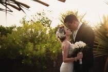 Fotografo de bodas en Coruña, boda Montse y David en Tenerife