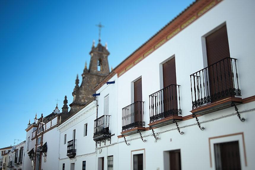 Boda en el Cortijo El Esparragal de Gerena en Sevilla