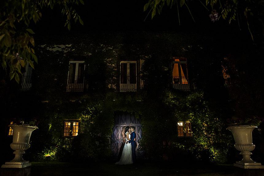 Sesión de fotos de boda de Chus y Manu
